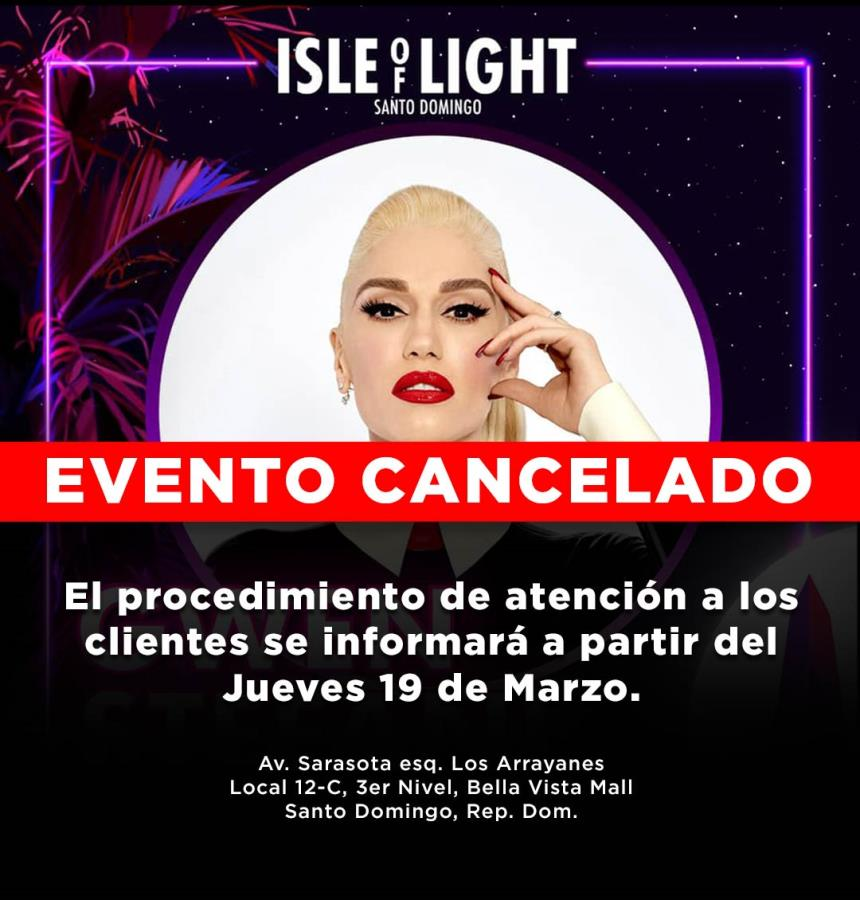 Isle of Light 2020.