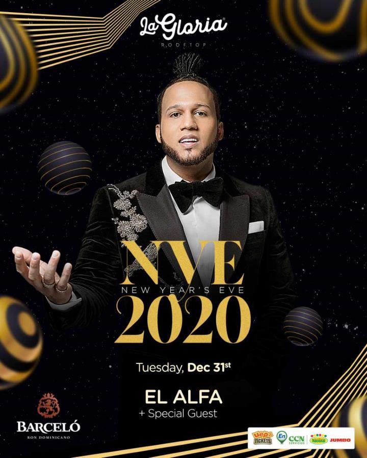 NYE 2020 En La Gloria