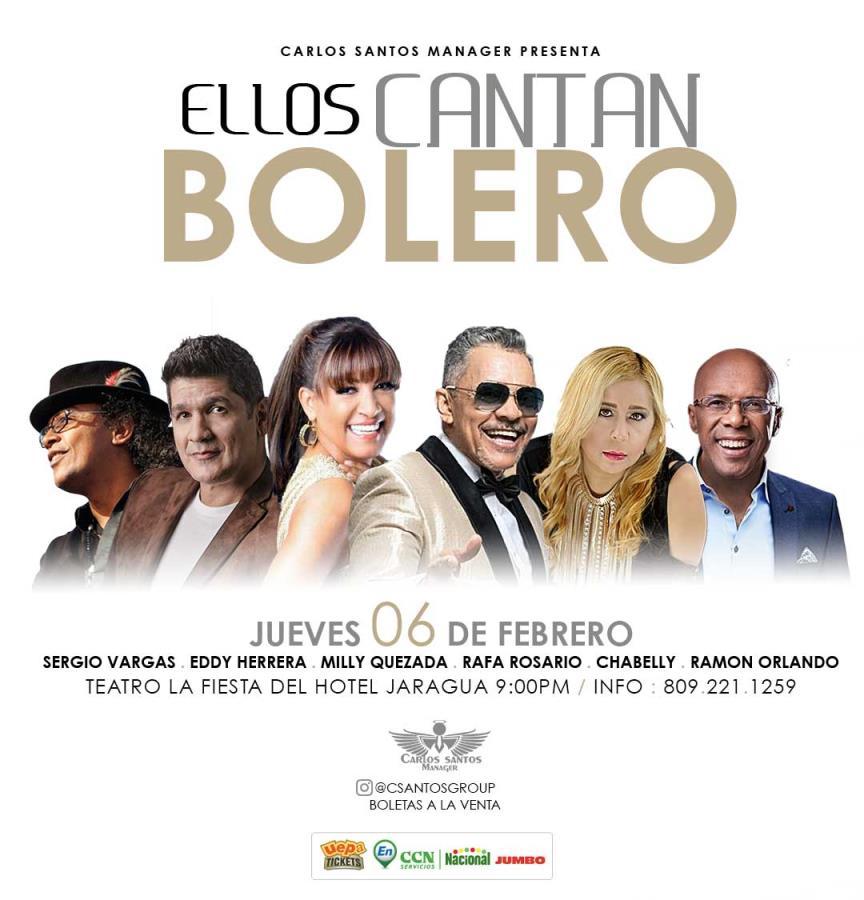 Ellos Cantan Bolero