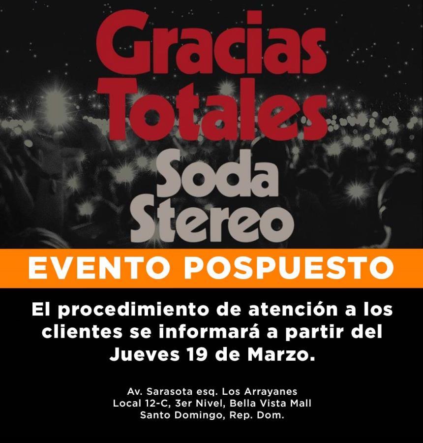 Soda Stereo Gracias Totales