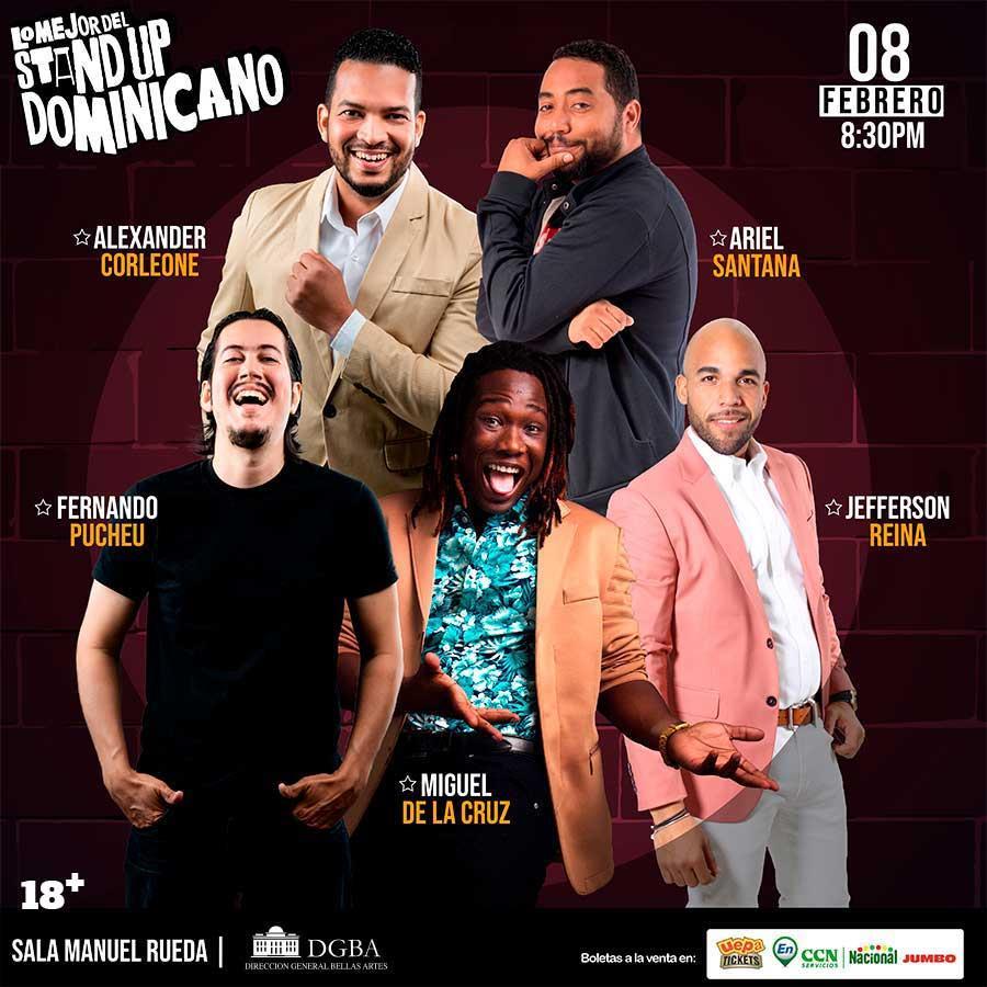 Lo mejor del Stand Up Dominicano
