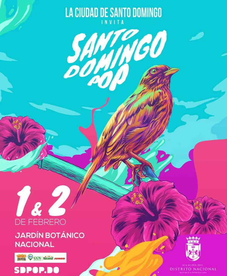 Santo Domingo Pop 2020