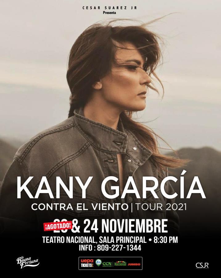 Kany García Contra El Viento Tour 2020