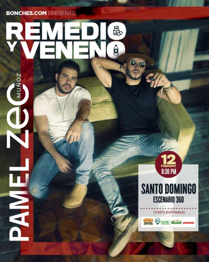 Zeo y Pamel, Función SANTO DOMINGO