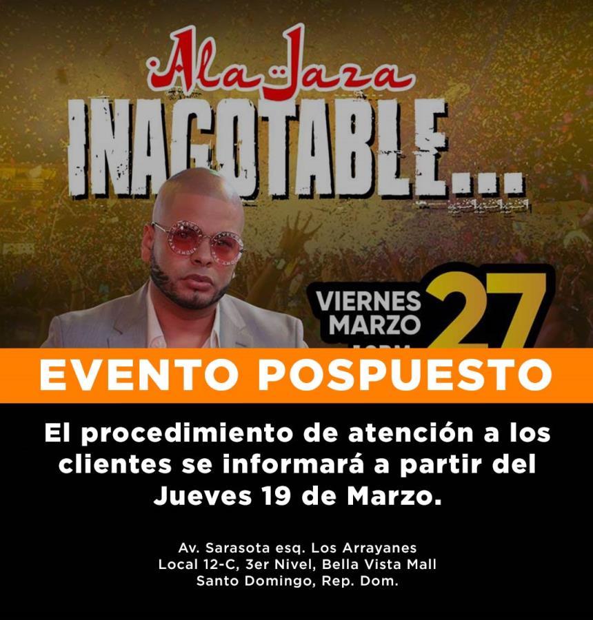 Ala Jaza: Inagotable