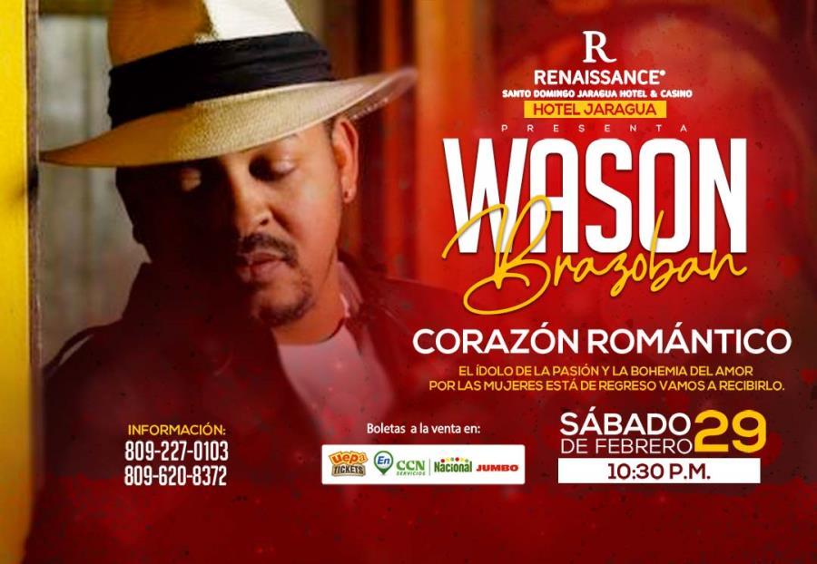Wason Brazoban: Corazón Romántico
