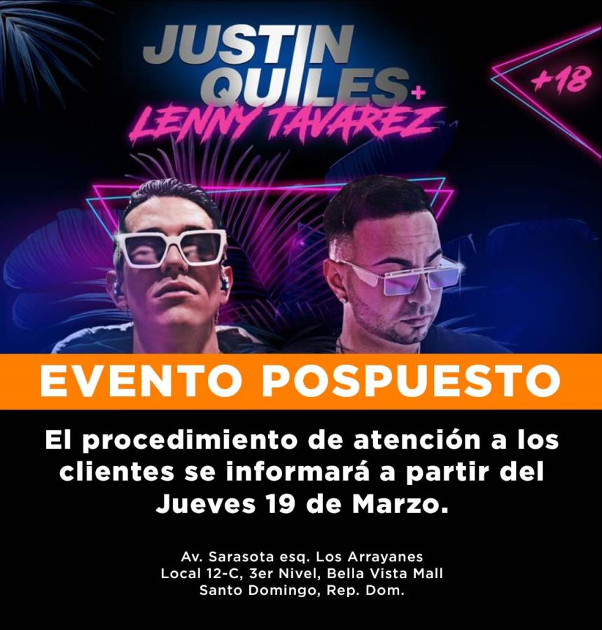 Justin Quiles & Lenny Tavarez
