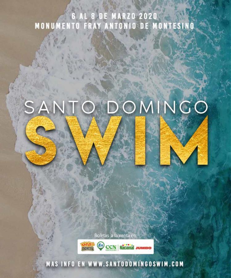 Santo Domingo Swim 7 Y 8