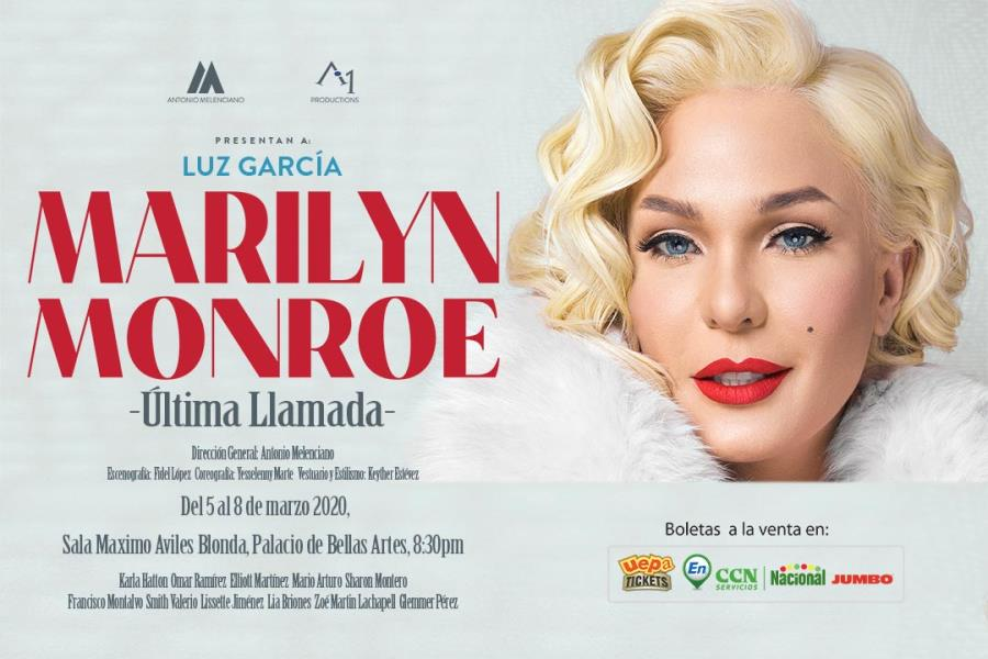 Marilyn Monroe, La  Última Llamada