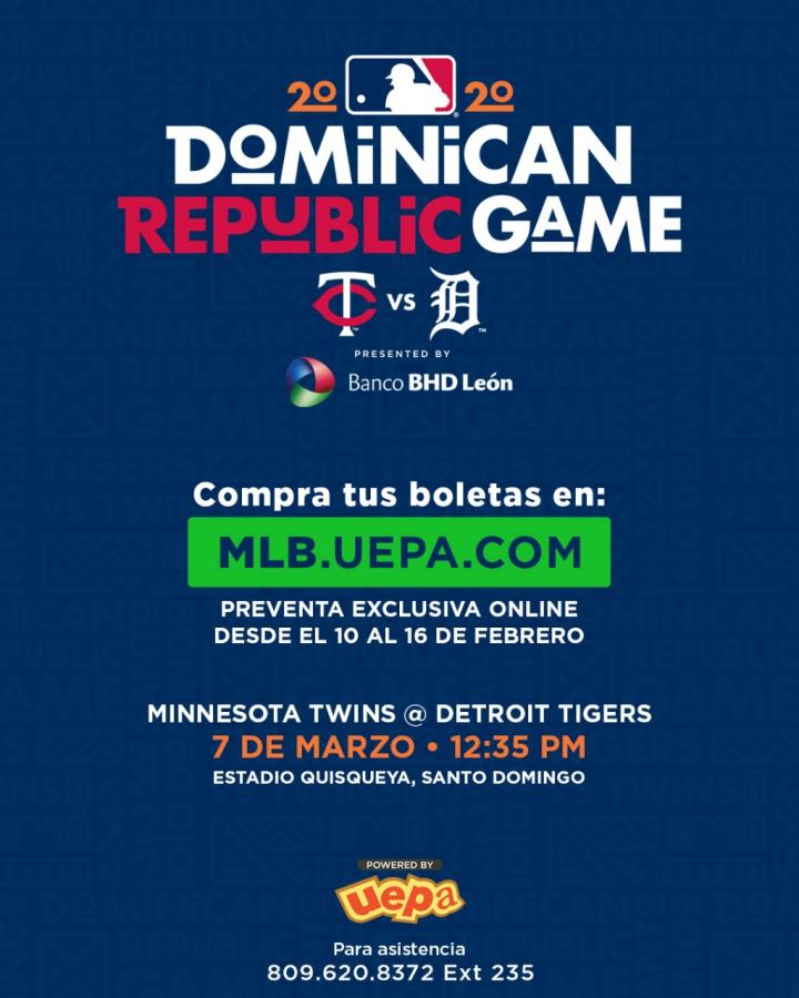 MLB Spring Game: Twins VS Tigers