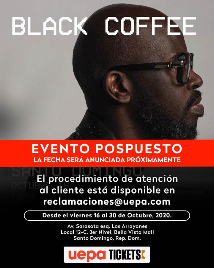 Chinese Laundry Presenta: Black Coffee
