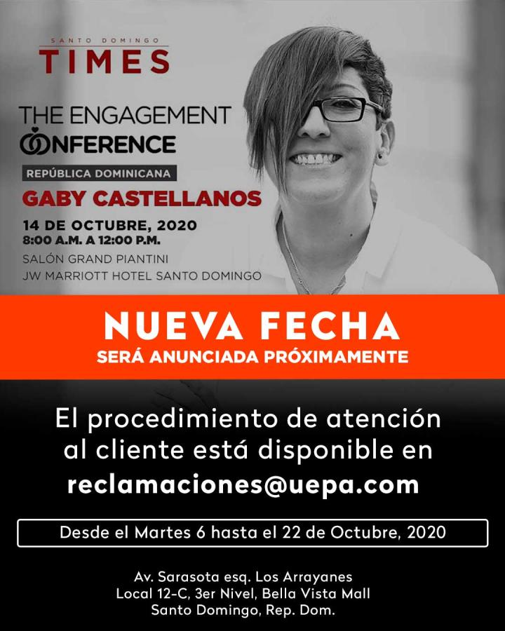 The Engagement Conference: Gaby Castellanos
