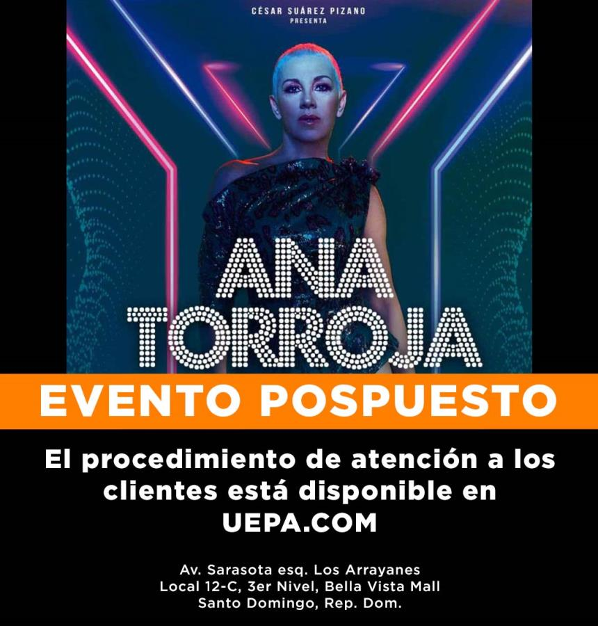 Ana Torroja, La Reina Del Pop En España