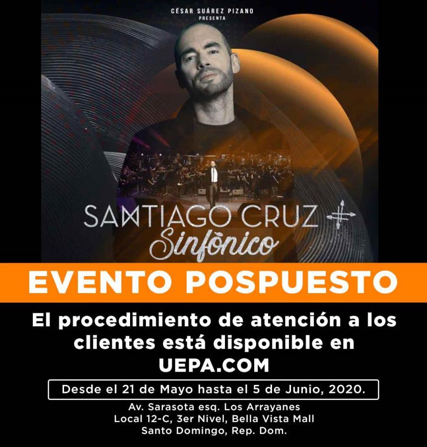 Santiago Cruz  Sinfonico