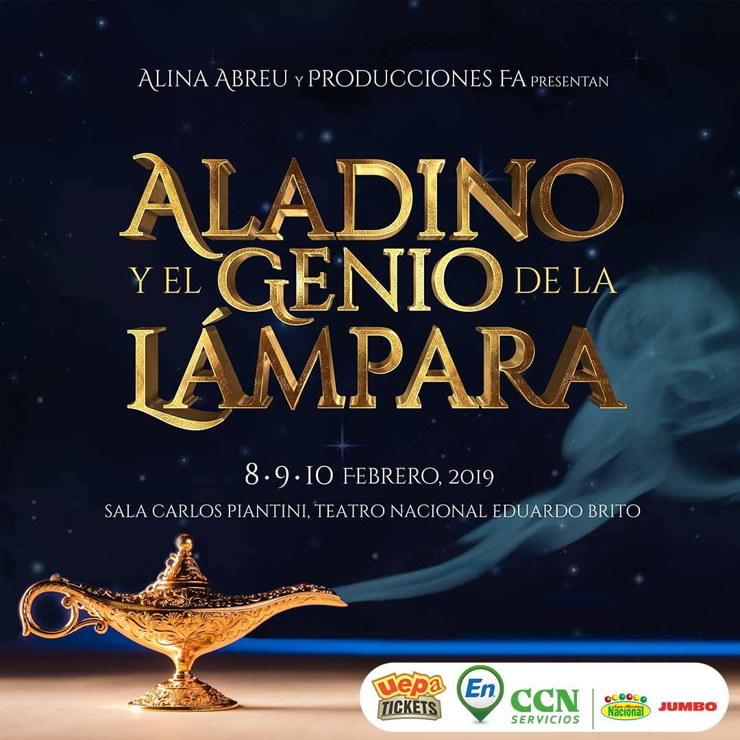 Aladino y el Genio de la Lampara