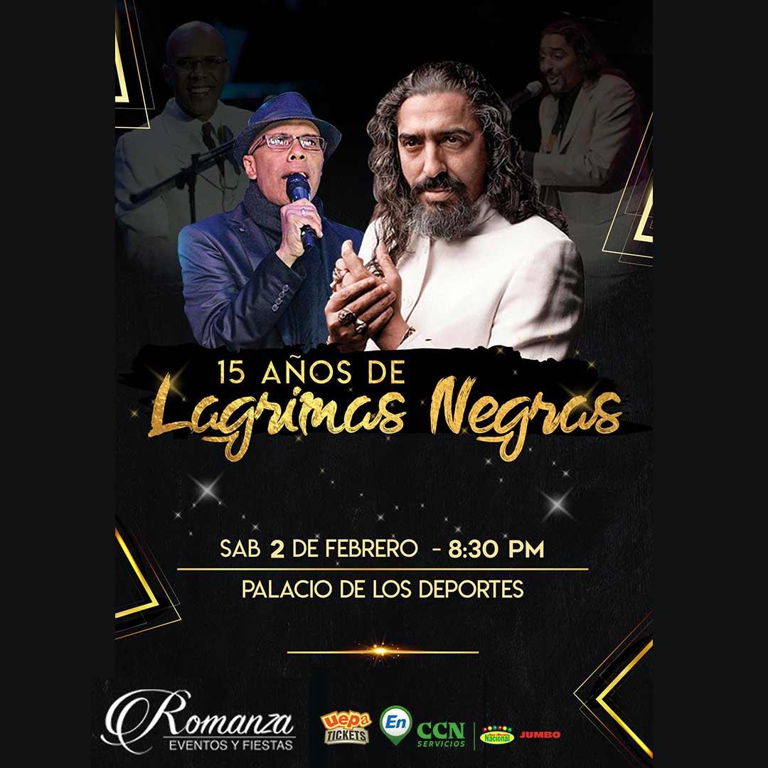 15 Años de lagrimas negras: Diego el Cigala y Ramón Orlando