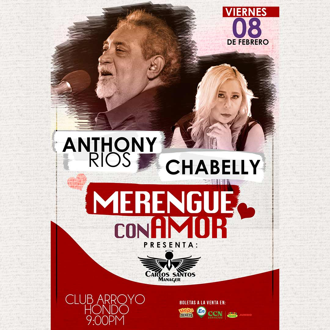 Merengue Con Amor (Anthony Rios y Chabelly)