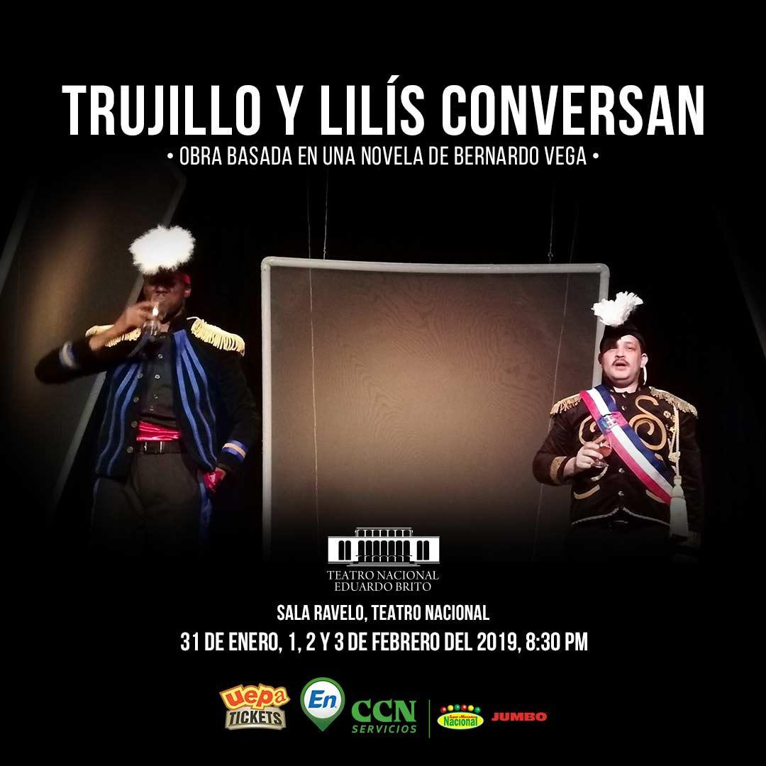 Trujillo y Lillis Conversan