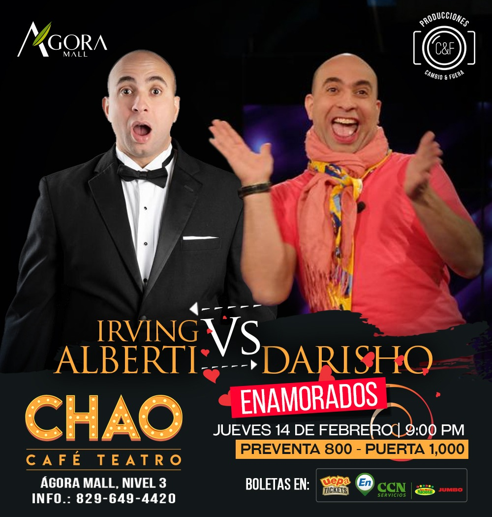 Irving Alberti Vs Darisho