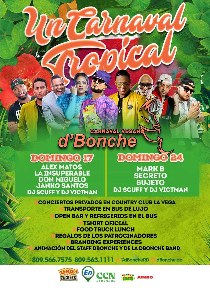 Carnaval Vegano d`Bonche 2019
