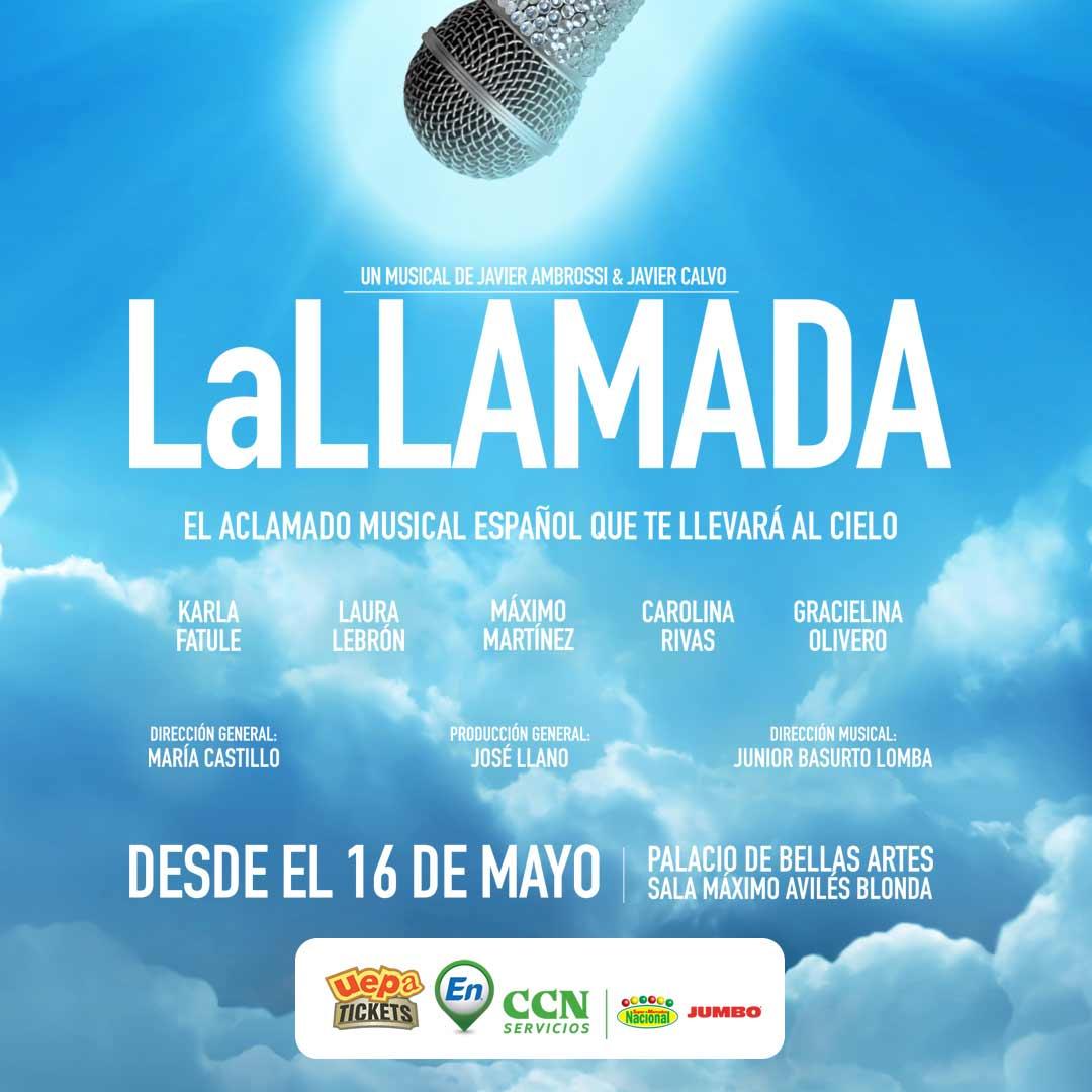 La Llamada, el Musical