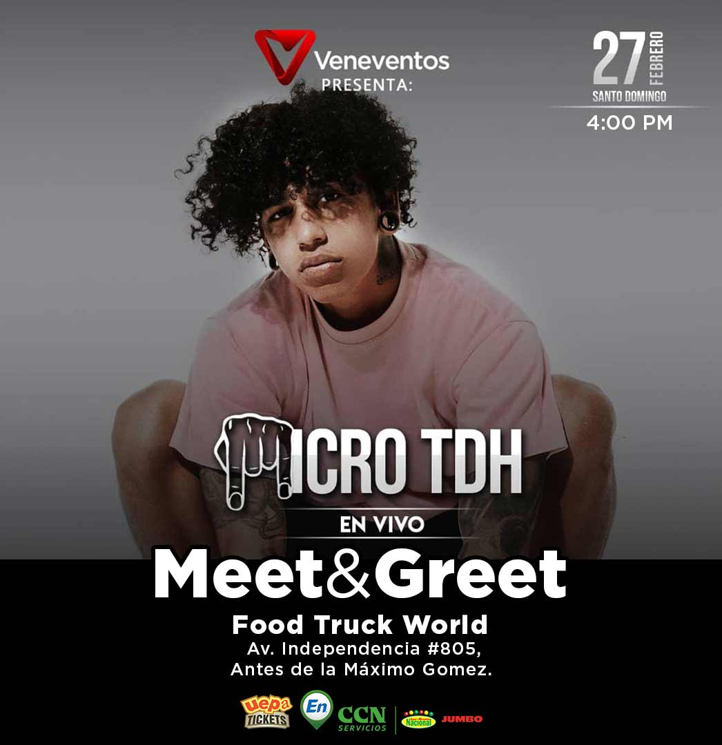 Meet & Greet Micro TDH