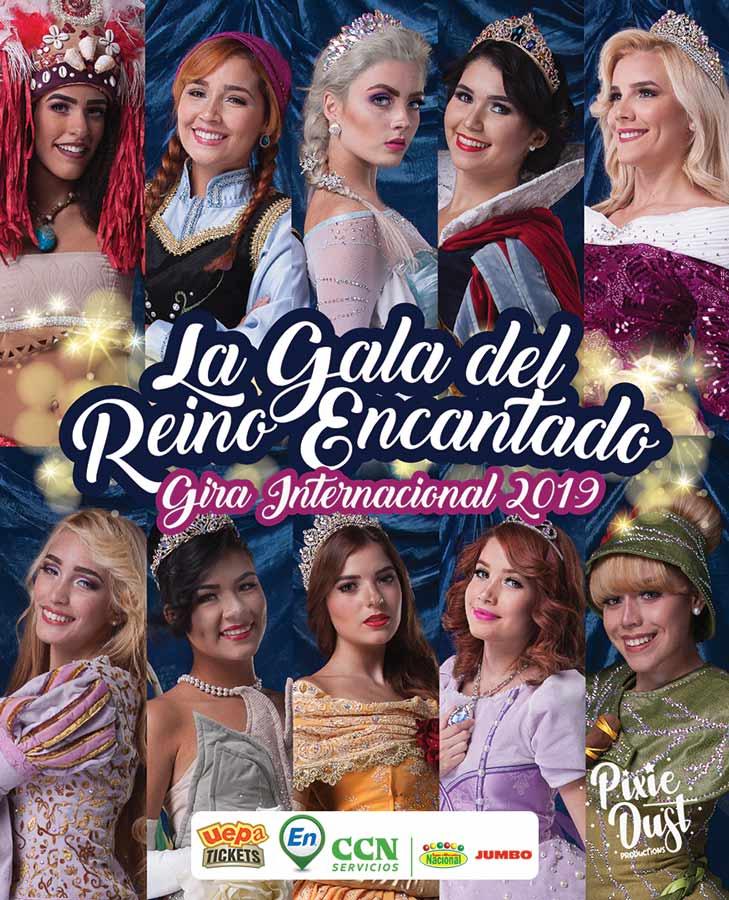 Gala Del Reino Encantado Función Santiago