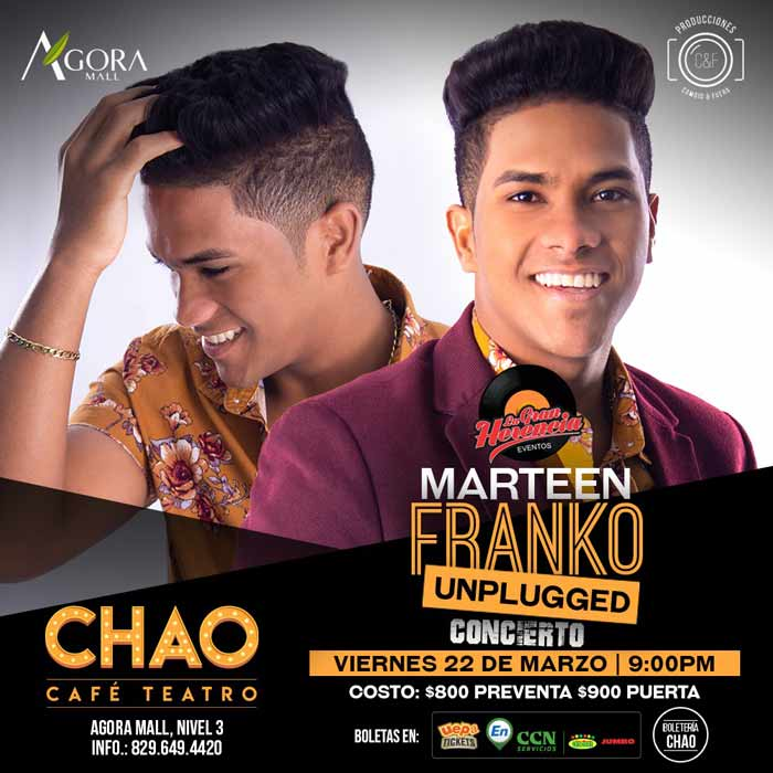 Marteen Franko Unplugged